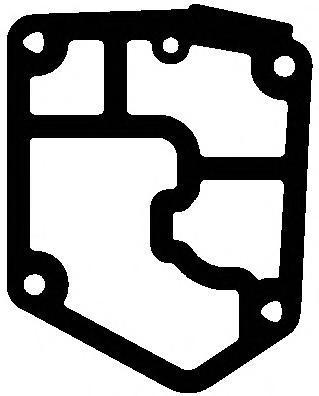 Масляный фильтр Elring. 530821530821Прокладка масляного фильтра Elring VAG 1 2-2 0TDi-PD 00. 530821