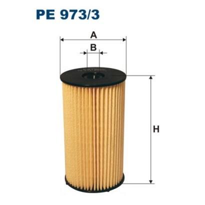 Фильтр топливный Filtron PE973/3PE973/3