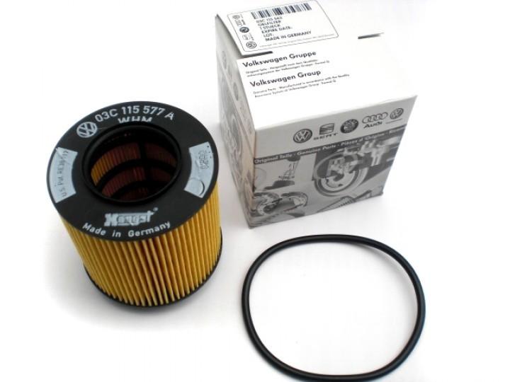 Масляный фильтр VAG 03C11556203C115562Фильтр масляный VAG. 03C115562