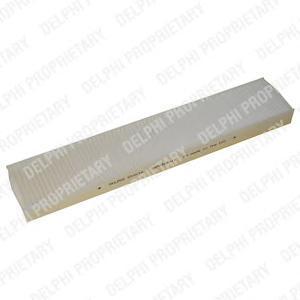 Салонный фильтрTSP0325011TSP0325011Фильтр салона DELPHI. TSP0325011