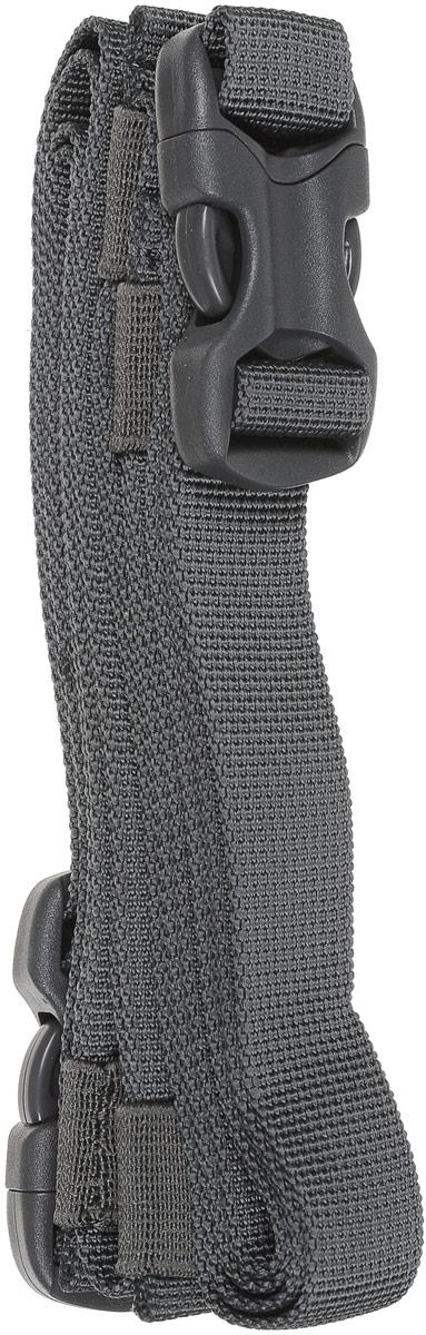 Запасные стяжки для рюкзака Red Fox Odyssey, цвет: темно-серый1046745Запасные стяжки для рюкзака Red Fox Odyssey подходят ко всем моделям рюкзаков серии Odyssey. Стяжки изготовлены из качественного и прочного нейлона. Изделия дополнены надежными застежками-фастексами.