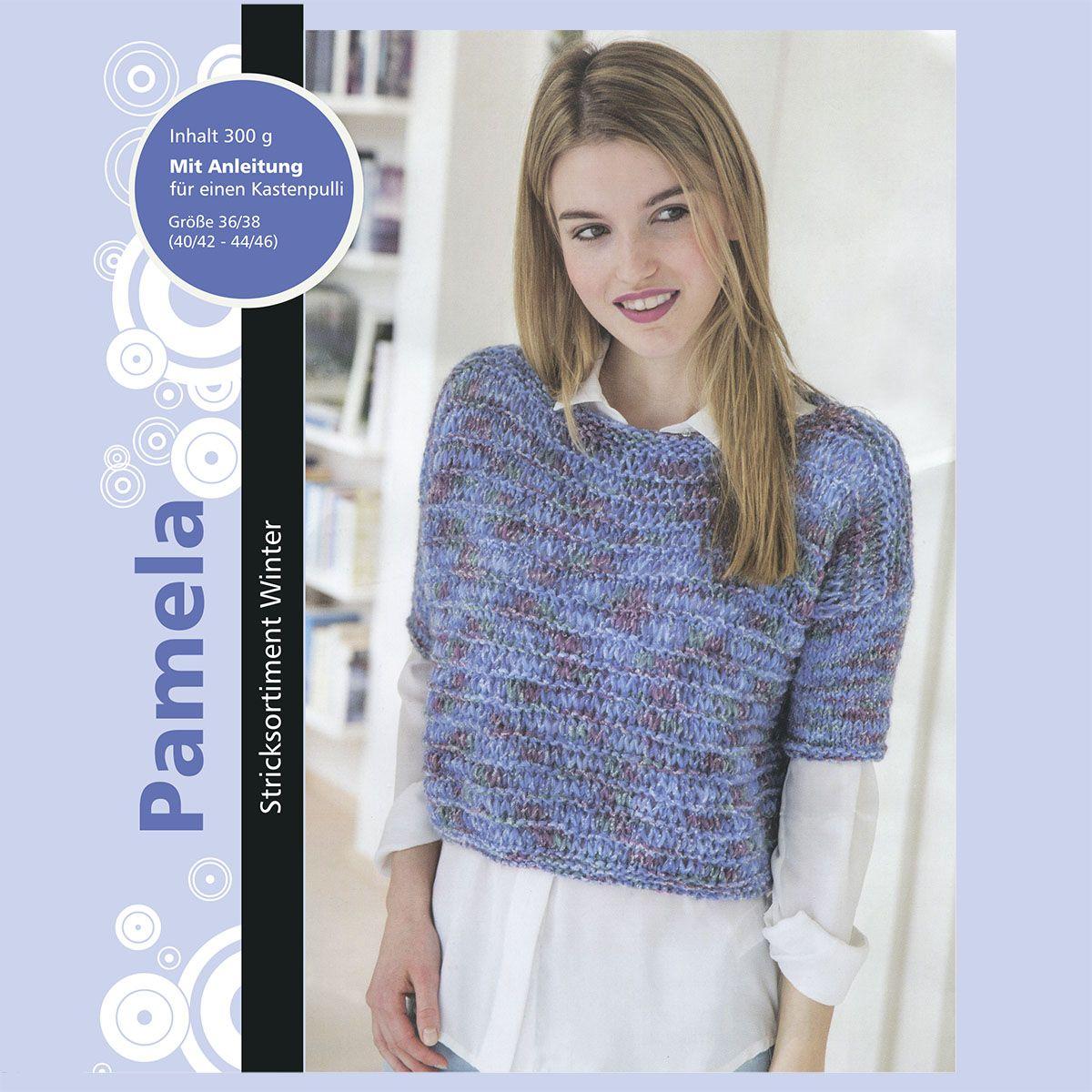 Набор для вязания пуловера Vendita