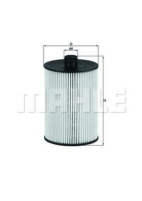 Фильтр топливный Mahle KX226DKX226D