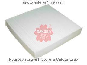 Салонный фильтр Sakura CA18120CA18120Фильтр салон. Sakura Sakura авто. CA18120