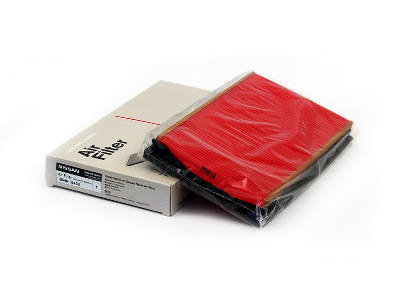 Воздушный фильтр Nissan 165463J400165463J400фильтр воздушный Nissan. 165463J400