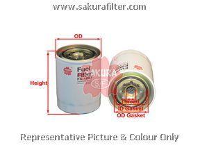 Топливный фильтр Sakura FC1003FC1003Фильтр топливный MITSUBISHI Sakura авто. FC1003