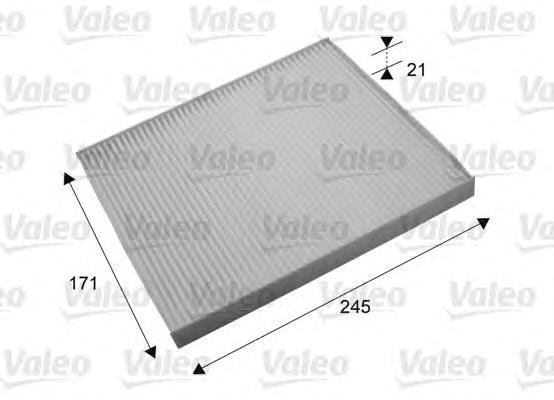 Салонный фильтр Valeo 715638715638