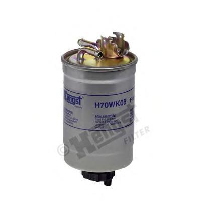 Фильтр топливный Hengst H70WK05H70WK05