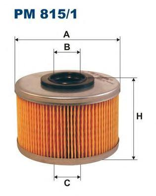 Фильтр топливный Filtron PM815/1PM815/1