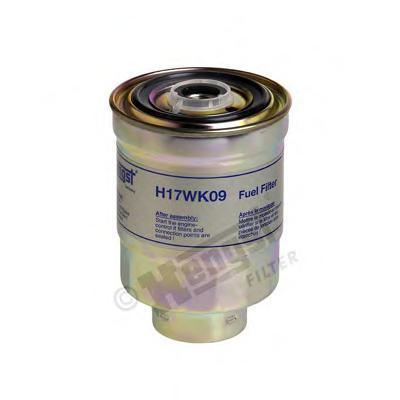 Фильтр топливный Hengst H17WK09H17WK09