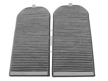Комплект угольных фильтров салона CORTECO2165188121651881