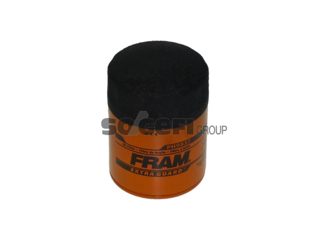 Масляный фильтр Fram PH9837PH9837Фильтр масляный Fram. PH9837