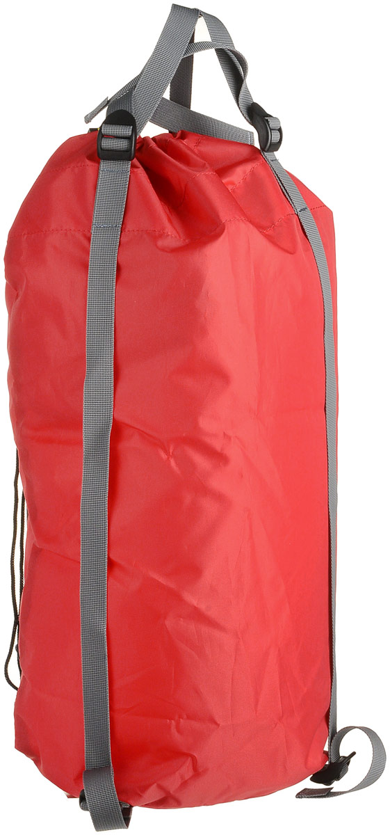 Мешок компрессионный Red Fox, цвет: красный, 30 л10070-099Компрессионный мешок Red Fox выполнен из облегченного, но прочного нейлона 420 с верхним материалом из 100% полиэстера. Мешок предназначен для более компактной упаковки вещей (спальник, пуховая куртка и пр.) в путешествии.Изделие исключает промокание благодаря водонепроницаемой пропитке. Компрессионный мешок обладает рядом технических свойств, которые делают вещь просто незаменимой в путешествиях: - легкий вес: 206 г; - водонепроницаемый, прочный материал; - водонепроницаемые, проклеенные швы; - ручка для переноски; - закрывается на утягивающий шнурок; - 4 стягивающих стропы.
