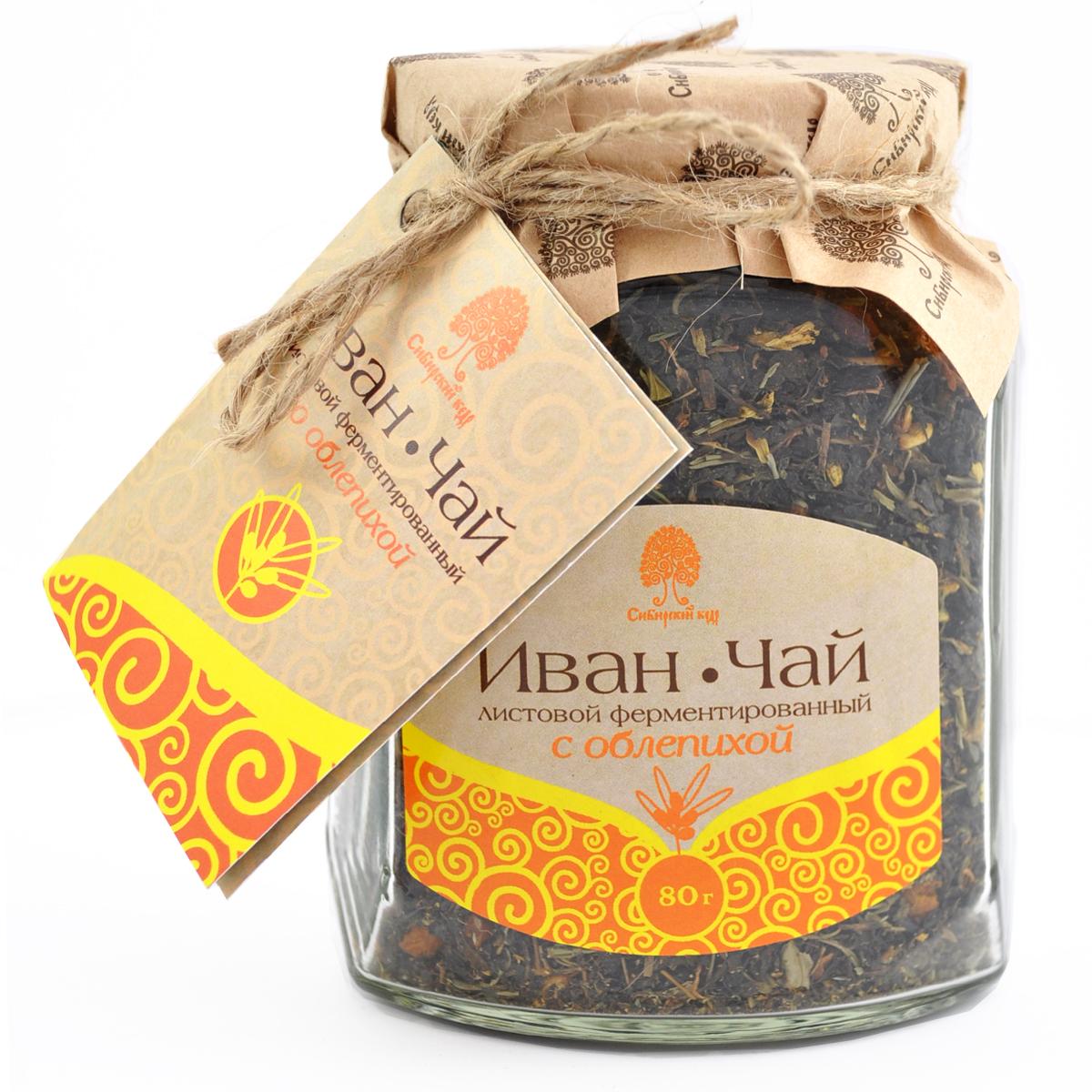 Сибирский кедр чайный напиток Иван чай с облепихой, 80 г1910Иван-чай - это кладовая природы прямо на Вашем столе и универсальная домашняя аптечка. Чай с малиной, брусникой, мятой, облепихой являются традиционными сибирскими вкусами и снадобьями.Всё о чае: сорта, факты, советы по выбору и употреблению. Статья OZON Гид