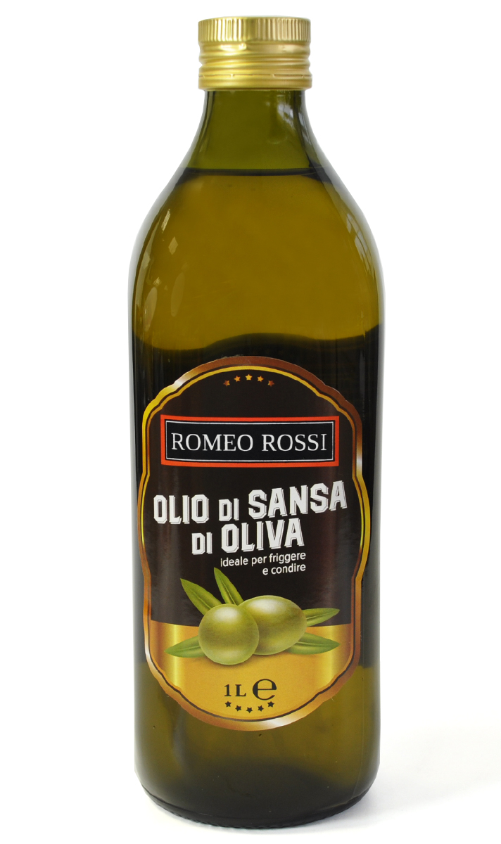 Romeo Rossi масло оливковое для жарки Sansa, 1 л бра odeon light sansa 1 х e14 40w 3127 1w