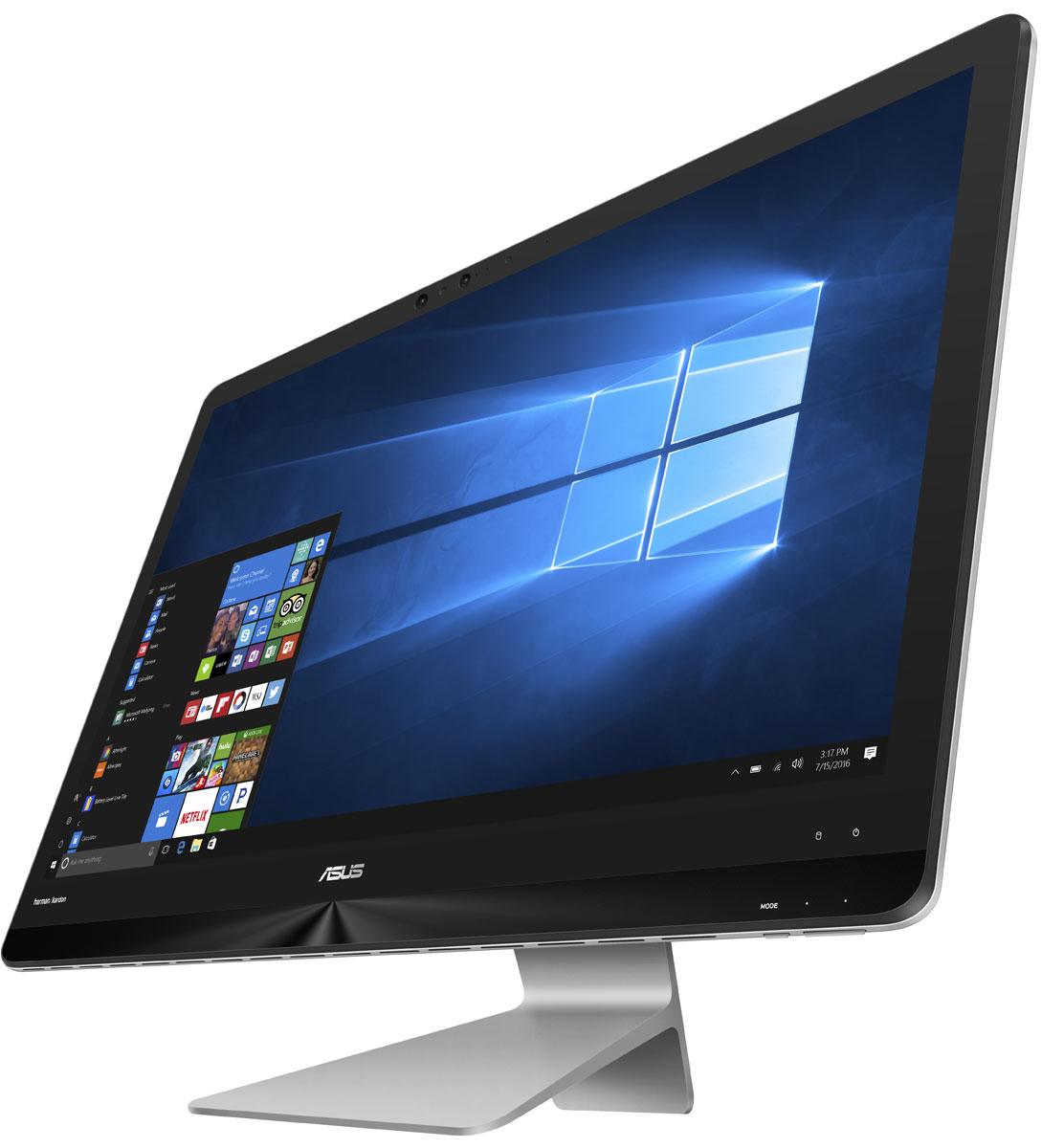 ASUS Zen AiO Pro ZN270IEGK-RA020T, Grey моноблок - Настольные компьютеры и моноблоки