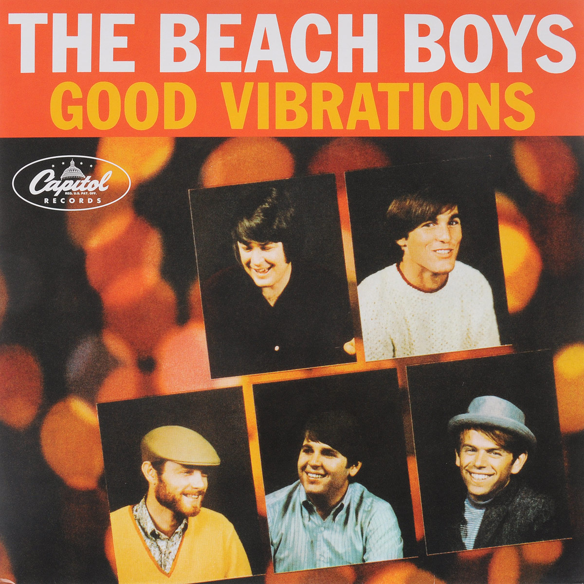 The Beach Boys The Beach Boys. Good Vibrations (LP) beach boys beach boys that s why god made the radio