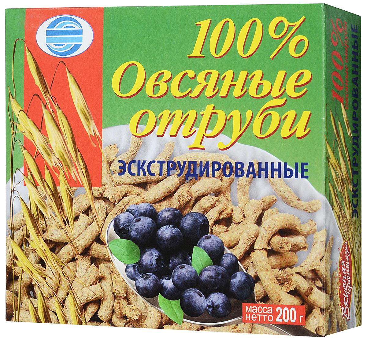 Вкусная фантазия отруби овсяные, 200 г диадар отруби хрустящие ржаные бородинские 200 г