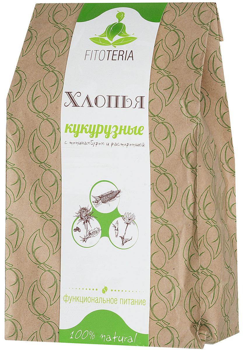 Fitoteria хлопья кукурузные с топинамбуром и расторопшей, 200 г