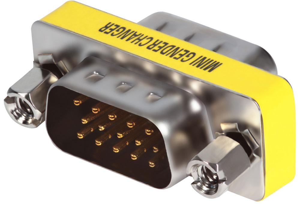 все цены на Greenconnect GCR-CV202 адаптер VGA 15M/15M онлайн