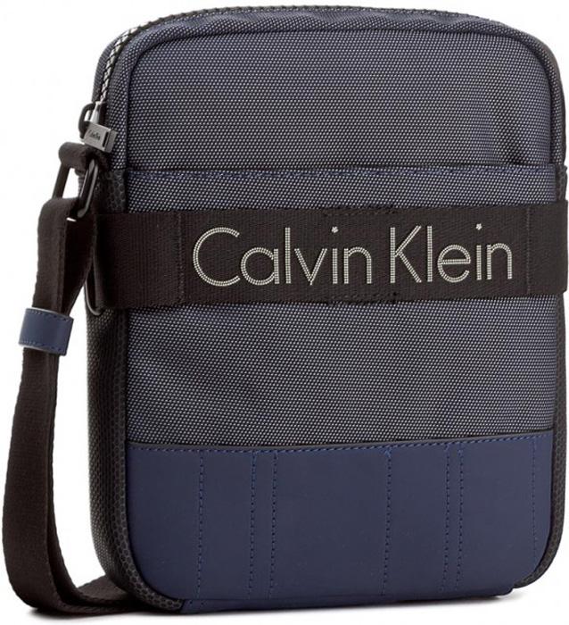 Сумка мужская Calvin Klein Jeans, цвет: серый. K50K502853/411