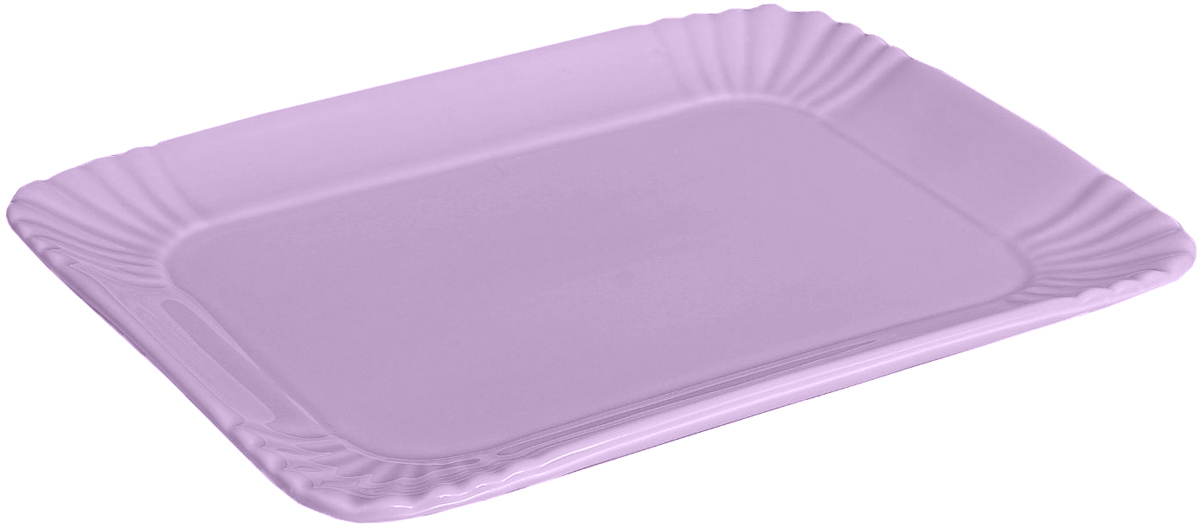 Блюдо Lamart Bon Appetit, цвет: розовый, 17 х 23 х 3 см869822Блюдо Bon Appetit розовое — прекрасный выбор для тех, кто хочет сделать запоминающийся презент родным и близким. Поможет создать атмосферу праздника. Такой подарок запомнится надолго. В нём прекрасно сочетаются цена и качество. И главное, это абсолютно уникальный товар, который вы можете купить оптом по самой привлекательной цене.