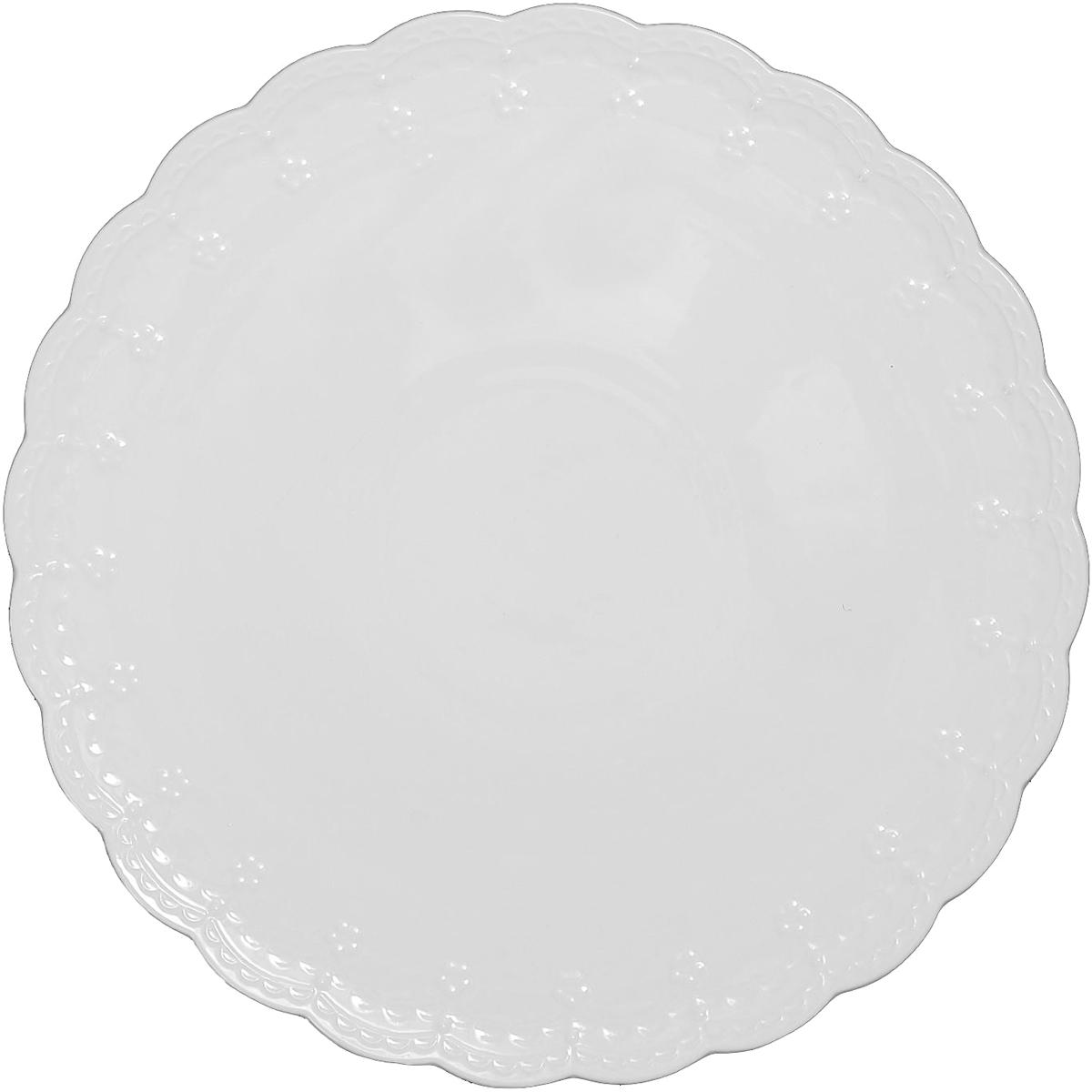 Блюдо для торта Lamart Dolci, цвет: белый, диаметр 27 см купить коллекцию