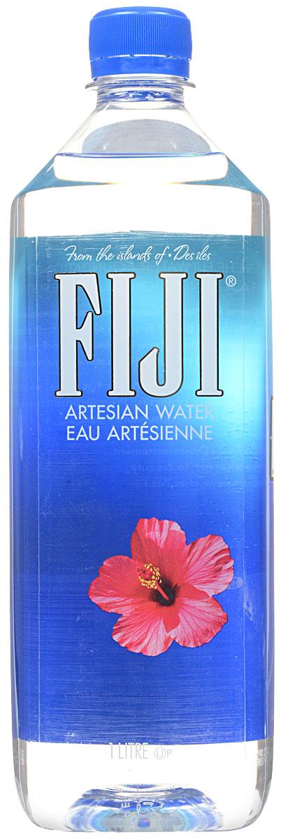 Fiji да минеральная артезианская негазированная 1 л