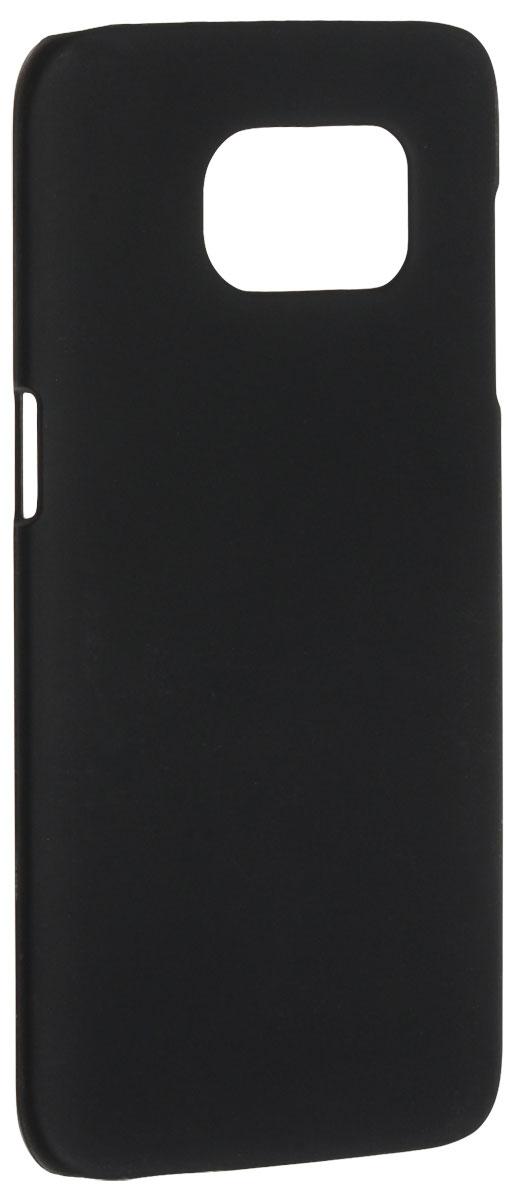 Skinbox Shield 4People чехол для Samsung Galaxy S7 Edge, Black2000000089348Чехол-накладка Skinbox Shield 4People для Samsung Galaxy S7 Edge бережно и надежно защитит ваш смартфон от пыли, грязи, царапин и других повреждений. Выполнен из высококачественного поликарбоната, плотно прилегает и не скользит в руках. Чехол-накладка оставляет свободным доступ ко всем разъемам и кнопкам устройства.