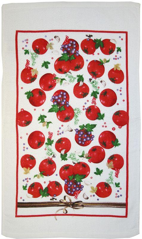 Полотенце кухонное Bonita Бонита-помидорита, 63 х 38 см01010213143100% хлопокРазмер: полотенца 38*63С оригинальными принтами на полотенцах вкусные домашние заготовки из свежих овощей и грибов всегда будут на вашей кухне.