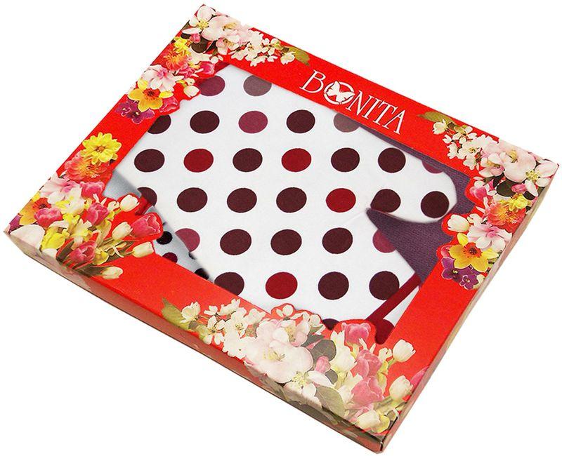 Подарочный набор для кухни Bonita Конфетти, 3 предмета прихватки 18 18см 100% хлопок 2шт в упаковке 07233 115 1