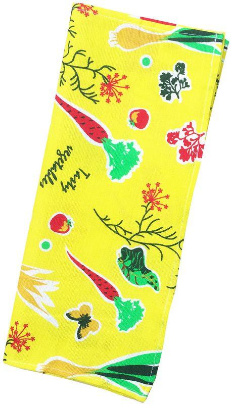 Полотенце кухонное Bonita Овощи, 35 х 62 см21010115285100% хлопокРазмер: полотенца 35*62