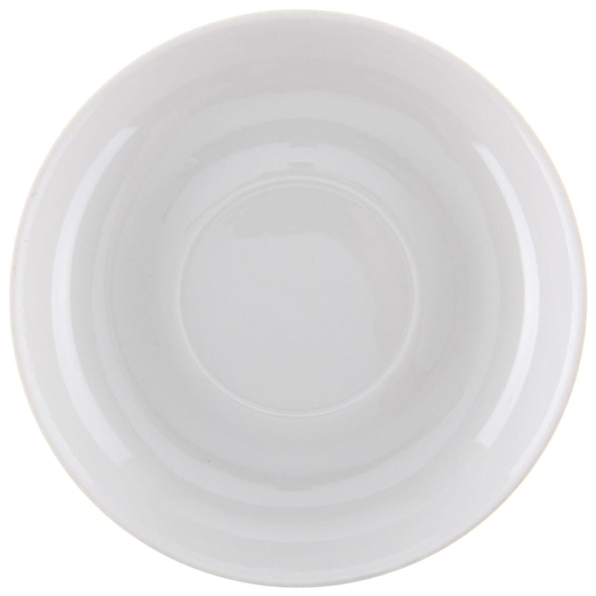Блюдце чайное Фарфор Вербилок. 13331761333176От качества посуды зависит не только вкус еды, но и здоровье человека. Блюдце Для варенья, - товар, соответствующий российским стандартам качества. Любой хозяйке будет приятно держать его в руках. С такой посудой и кухонной утварью приготовление еды и сервировка стола превратятся в настоящий праздник.