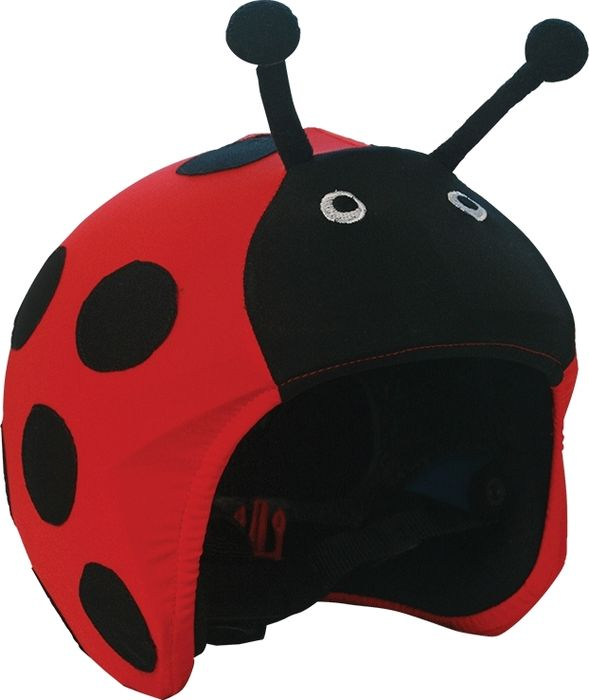 Нашлемник CoolCasc Ladybug. Божья коровка, цвет: красныйУТ-00007725Стильный нашлемник CoolCasc для спортивного шлема предназначен для занятий спортом (сноуборд, горные лыжи, велосипед) иразвлечений. Легко надевается, защищает шлем от царапин. Размер - универсальный. Нашлемник CoolCasc поможет подчеркнуть вашу индивидуальность и выделит вас среди окружающих.Состав: 83% нейлон, 17% спандекс.Что взять с собой на горнолыжную прогулку: рассказывают эксперты. Статья OZON Гид