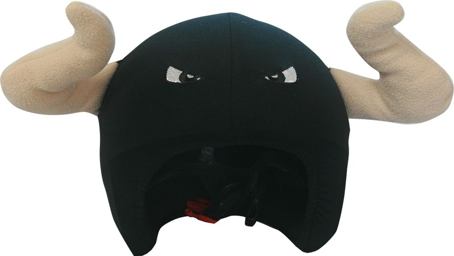 Нашлемник CoolCasc Spanish. Bull Бык, цвет: черный, серый jill rodriguez cliffsnotes spanish i quickreview