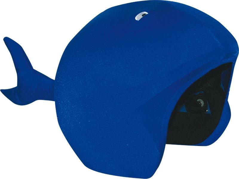 Нашлемник CoolCasc Whale. Кит, цвет: синийУТ-00007737Стильный нашлемник CoolCasc для спортивного шлема предназначен для занятий спортом (сноуборд, горные лыжи, велосипед) иразвлечений. Легко надевается, защищает шлем от царапин. Размер - универсальный. Нашлемник CoolCasc поможет подчеркнуть вашу индивидуальность и выделит вас среди окружающих.Состав: 83% нейлон, 17% спандекс.Что взять с собой на горнолыжную прогулку: рассказывают эксперты. Статья OZON Гид