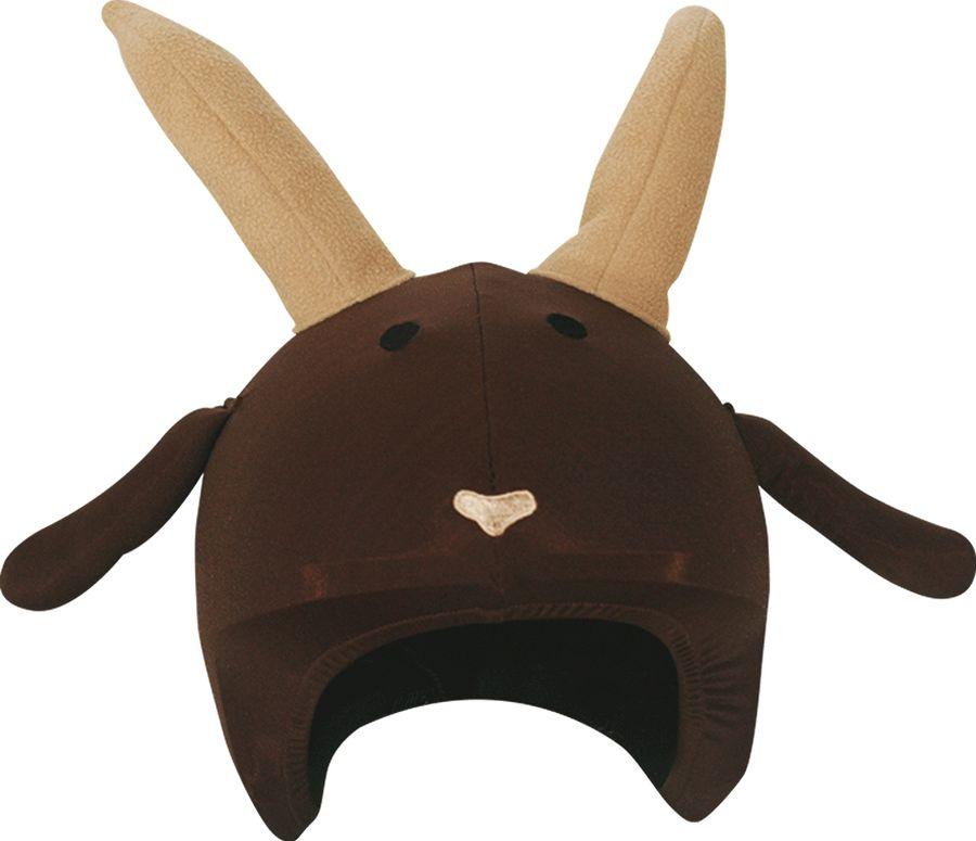 Нашлемник CoolCasc  Goat. Коза , цвет: коричневый - Аксессуары и защита