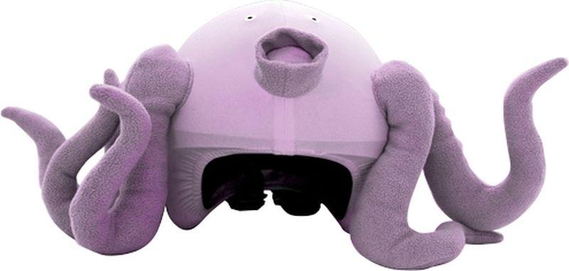 Нашлемник CoolCasc Octopus. Осьминог, цвет: розовыйУТ-00007741Стильный нашлемник CoolCasc для спортивного шлема предназначен для занятий спортом (сноуборд, горные лыжи, велосипед) иразвлечений. Легко надевается, защищает шлем от царапин. Размер - универсальный. Нашлемник CoolCasc поможет подчеркнуть вашу индивидуальность и выделит вас среди окружающих.Состав: 83% нейлон, 17% спандекс.Что взять с собой на горнолыжную прогулку: рассказывают эксперты. Статья OZON Гид