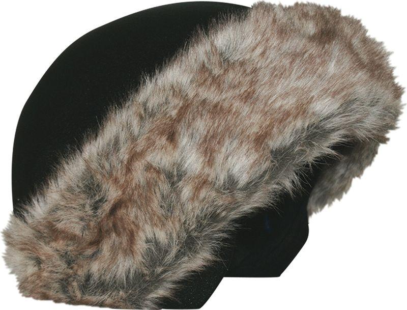Нашлемник CoolCasc Brown Fur. Коричневый мех, цвет: коричневый, черныйУТ-00007761Стильный нашлемник CoolCasc для спортивного шлема предназначен для занятий спортом (сноуборд, горные лыжи, велосипед) и развлечений. Легко надевается, защищает шлем от царапин. Размер - универсальный.Нашлемник CoolCasc поможет подчеркнуть вашу индивидуальность и выделит вас среди окружающих.Состав: 83% нейлон, 17% спандекс.