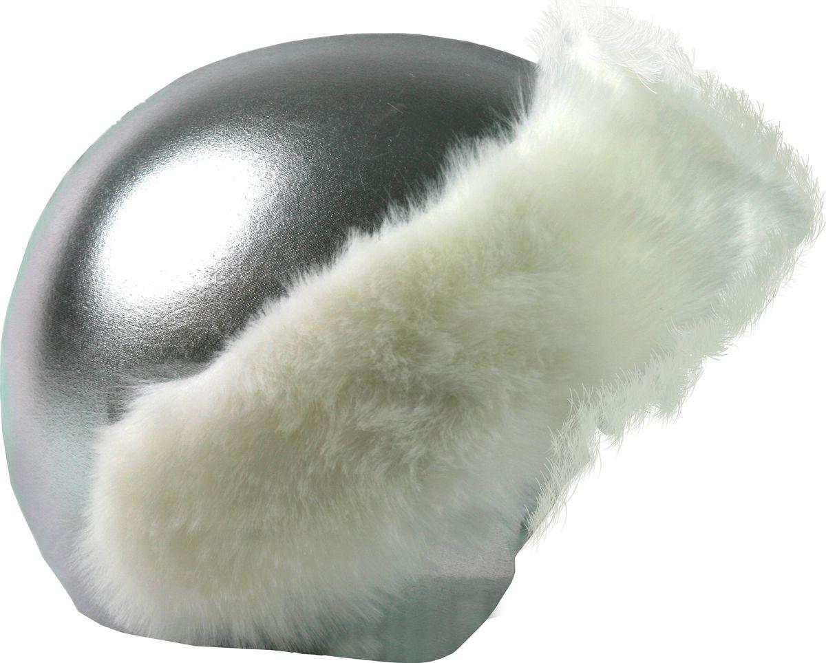 Нашлемник CoolCasc Silver. Серебро, цвет: белый, серебряныйУТ-00007764Стильный нашлемник CoolCasc для спортивного шлема предназначен для занятий спортом (сноуборд, горные лыжи, велосипед) иразвлечений. Легко надевается, защищает шлем от царапин. Размер - универсальный. Нашлемник CoolCasc поможет подчеркнуть вашу индивидуальность и выделит вас среди окружающих.Состав: 83% нейлон, 17% спандекс.Что взять с собой на горнолыжную прогулку: рассказывают эксперты. Статья OZON Гид