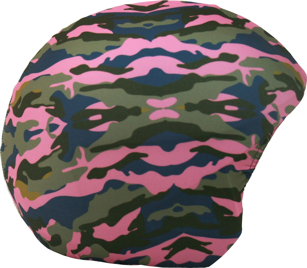Нашлемник CoolCasc  Camouflage. Камуфляж , цвет: коричневый, черный, серый - Аксессуары и защита