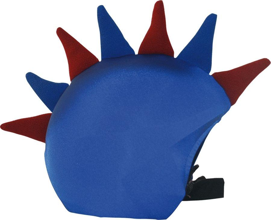 Нашлемник CoolCasc Blau Grana Dragon. Дракон, цвет: синийУТ-00007782Стильный нашлемник CoolCasc для спортивного шлема предназначен для занятий спортом (сноуборд, горные лыжи, велосипед) и развлечений. Легко надевается, защищает шлем от царапин. Размер - универсальный.Нашлемник CoolCasc поможет подчеркнуть вашу индивидуальность и выделит вас среди окружающих. Состав: 83% нейлон, 17% спандекс.Что взять с собой на горнолыжную прогулку: рассказывают эксперты. Статья OZON Гид