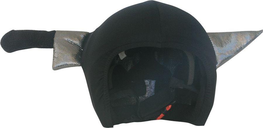 Нашлемник CoolCasc Knife. Нож, цвет: черный, серыйУТ-00007784Стильный нашлемник CoolCasc для спортивного шлема предназначен для занятий спортом (сноуборд, горные лыжи, велосипед) и развлечений. Легко надевается, защищает шлем от царапин. Размер - универсальный.Нашлемник CoolCasc поможет подчеркнуть вашу индивидуальность и выделит вас среди окружающих. Состав: 83% нейлон, 17% спандекс. Что взять с собой на горнолыжную прогулку: рассказывают эксперты. Статья OZON Гид