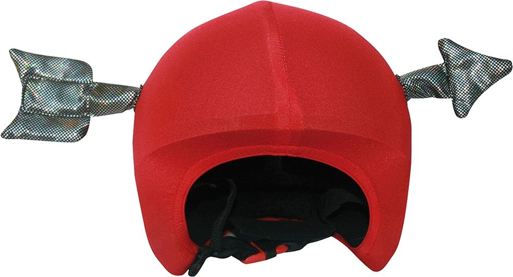 Нашлемник CoolCasc Arrow. Стрела, цвет: красныйУТ-00007798Стильный нашлемник CoolCasc для спортивного шлема предназначен для занятий спортом (сноуборд, горные лыжи, велосипед) и развлечений. Легко надевается, защищает шлем от царапин. Размер - универсальный.Нашлемник CoolCasc поможет подчеркнуть вашу индивидуальность и выделит вас среди окружающих.Состав: 83% нейлон, 17% спандекс.