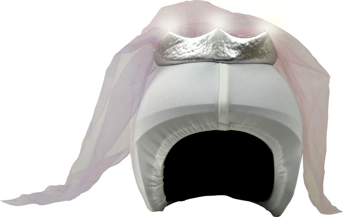 Стильный нашлемник со светодиодами CoolCasc для спортивного шлема предназначен для занятий спортом (сноуборд, горные лыжи, велосипед) и   развлечений. Легко надевается, защищает шлем от царапин. Размер - универсальный.  Нашлемник CoolCasc поможет подчеркнуть вашу индивидуальность и выделит вас среди окружающих.   Состав: 83% нейлон, 17% спандекс.  Что взять с собой на горнолыжную прогулку: рассказывают эксперты. Статья OZON Гид