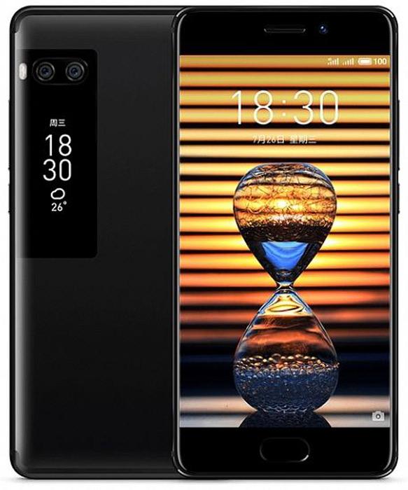 Meizu Pro 7 64GB, BlackMZU-M792H-64-BKИнновационная технология сенсорного ввода, прекрасное управление одной рукой, надежные компоненты и высокая скорость передачи данных - залог успеха нового, легкого и, вместе с тем, мощного Meizu Pro 7.Потрясающие снимки.Уникальное сочетание двойной основной камеры и дополнительного дисплея открывает перед пользователями неповторимые возможности фотосъемки.Отлаженные механизмы редактирования селфи добавляют совершенства иразнообразия в ваши кадры. Глядя на себя на дополнительном дисплее,вы сможете поймать момент естественной красоты.Уведомления на втором экране.Сверяясь с сообщениями на втором экране, вы значительно упростите себе жизнь.Сосредоточьтесь на работе и игнорируйте нежелательные напоминания, но при этом не пропускайтеважные сообщения в свободное время.Динамичный второй экран.На втором экране отражаются самые важные уведомления, без лишней информации,что значительно облегчает контакты с другими людьми. Яркие динамичные изображения делают вас ближе к собеседнику.С двумя экранами ваш телефон приобретает неповторимую индивидуальность.Новый подход к управлению.Чем меньше - тем лучше. Большое разнообразие функций не всегда хорошо. Меню плеера на дополнительном экране, схожее с меню компактных мр3 плееров в прошедшие годы, поможет погрузиться в музыку, которая дарит вам радость.Оригинальная двойная 12-мегапиксельная камера позволяет делать самые сложные кадры максимально качественно. Доведенные до совершенства алгоритмы и абсолютно новый чипсет обработки кадров, внедренные в Pro 7, выводят съемку на высочайший уровень.16-мегапиксельная фронтальная камера передает все оттенки ваших эмоций. При съемке в условиях недостаточного освещения четыре алгоритма обработки снимка активируются одновременно, в два раза повышая светочувствительность камеры и детализацию важных для вас кадров.Meizu не знает пределов совершенствования в мастерстве. Изумительный матовый корпус был создан с использованием технологии штамповки на микронном уровн
