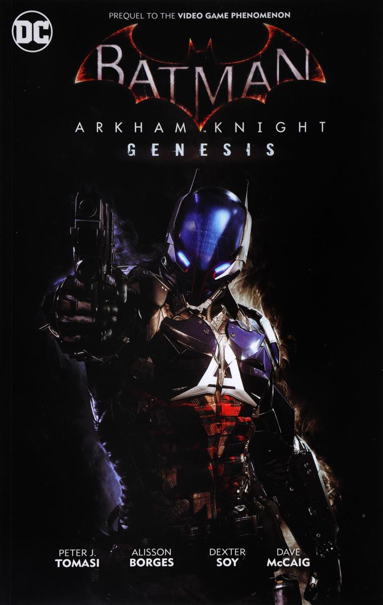 Batman: Arkham Knight Genesis batman dark knight volume 3 mad