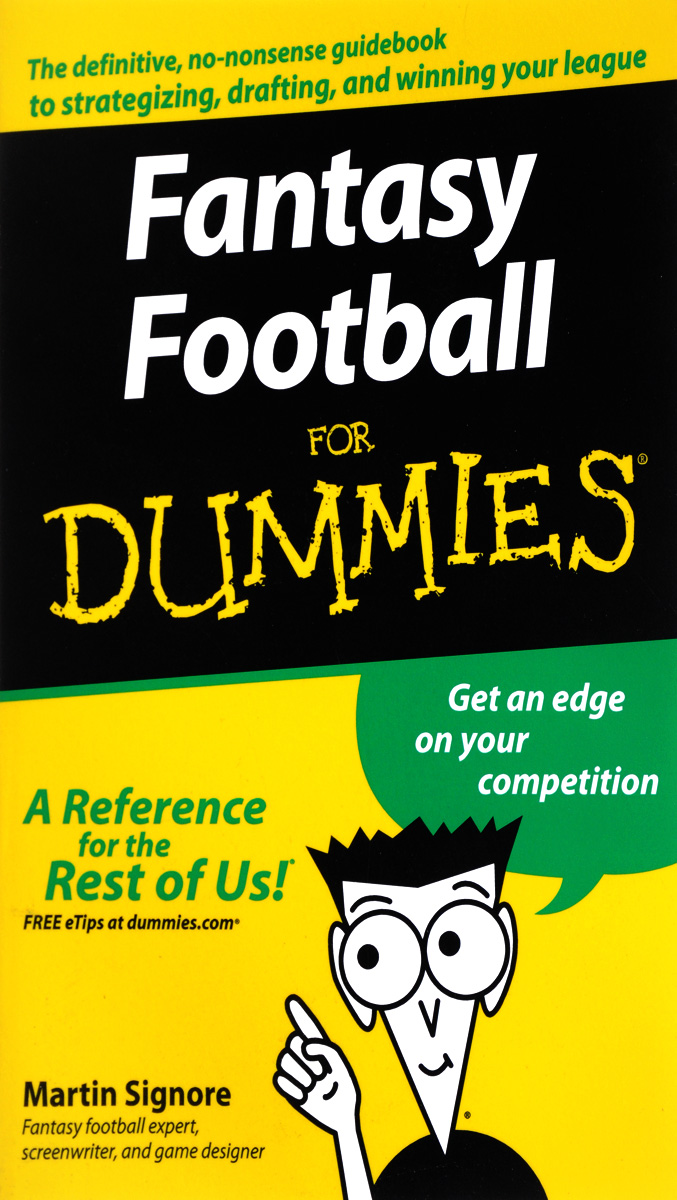 Fantasy Football for Dummies david shelters start up guide for the technopreneur financial planning decision making and negotiating from incubation to exit