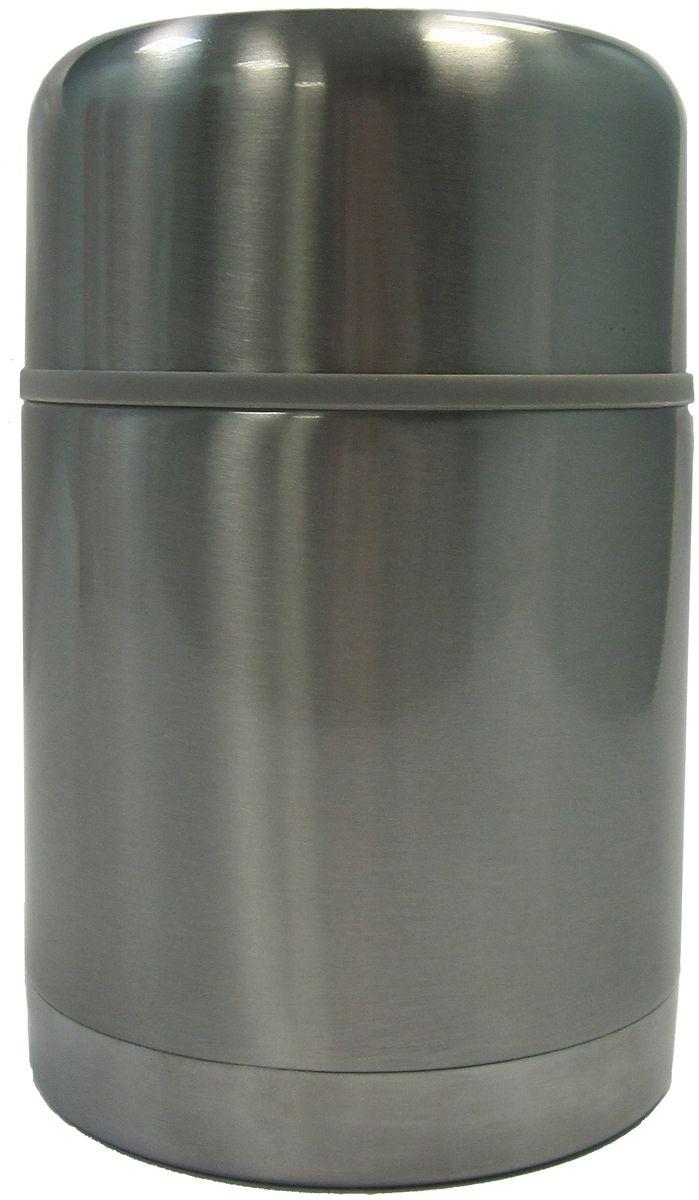 Термос для еды Termico, 500 мл250078Термос Termico выполнен из высококачественной нержавеющей стали. Термос прост в использовании и очень функционален. Легкий и прочный термос Termico сохранит ваши напитки горячими или холодными надолго.Горячее остается горячим 8 часов, холодное 24 часа.