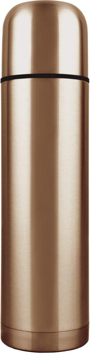 Термос Termico, цвет: бронза, 750 мл250091Термос Termico выполнен из высококачественной нержавеющей стали. Термос прост в использовании и очень функционален.Легкий и прочный термос Termico сохранит ваши напитки горячими или холодными надолго.